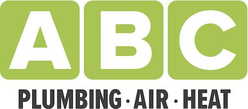 ABC Plumbing, Air, and Heat Logo